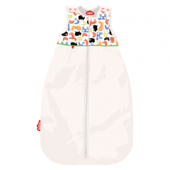 Baby sleeping bag On the farm / 6-24 Months (90cm)
