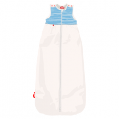 Baby sleeping bag Blue Stripes / 24-48 Months (110cm)